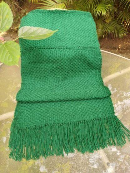 Echarpe Musgo é uma alternativa maravilhosa para um dia frio e que merece aconchego.