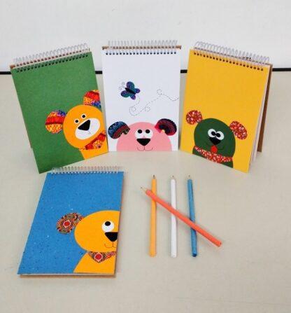 Caderno 14 X 21 cm